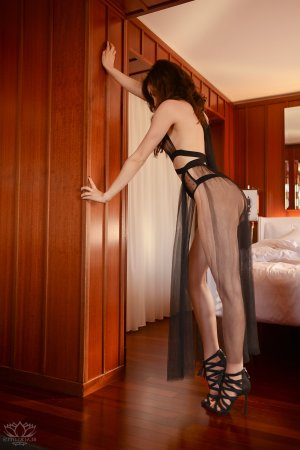 Mariette erotic massage in Winter Springs