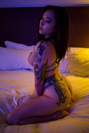 Stevia erotic massage in Pendleton