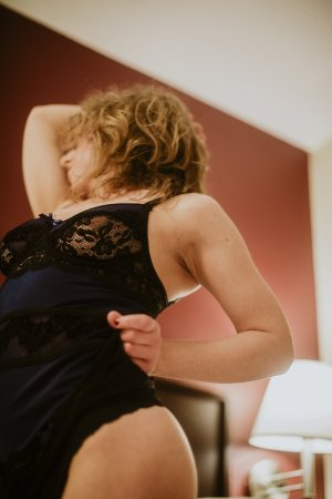 Rose-marthe tantra massage